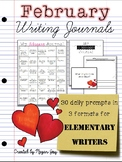 February Writing Journal / Prompts