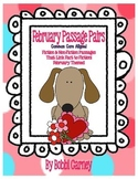 February Non-Fiction & Fiction Paired Passages Common Core