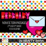 Nonfiction Reading Passages February