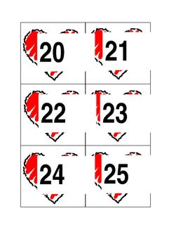 February Numbers