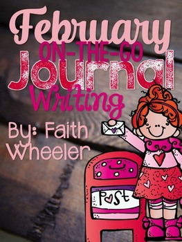February On-The-Go Journal Writing