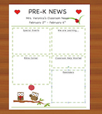 February Owl Newsletter
