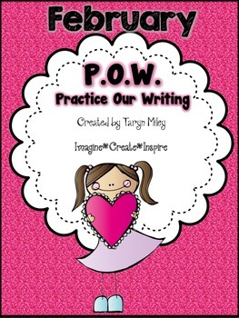February POW (Practice Our Writing)