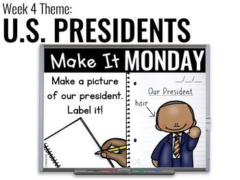 February Paperless 1st & 2nd Grade Morning Work {Whiteboard-based & EDITABLE}