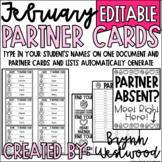 February Partner Cards