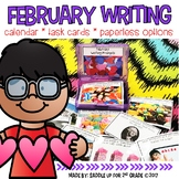 February Photo Writing Prompts