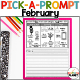 Winter Writing Prompts with Pictures   February Picture Writing Prompts