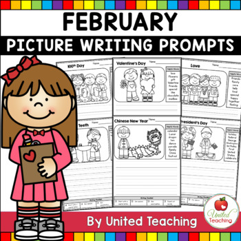February Picture Prompts for Writing