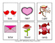 February Picture Vocabulary Cards