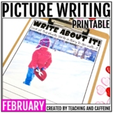 February Picture Writing Prompts