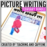 February Picture Writing Prompts BUNDLE