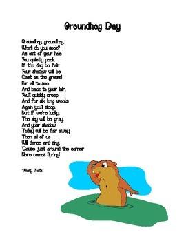 February Poem: Groundhog Day
