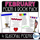 February Poem and Book Set