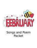 February Poem and Song Packet