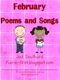 February Poems and Songs