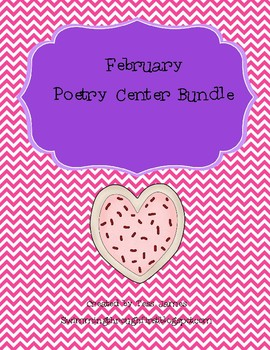 February Poetry Center Bundle