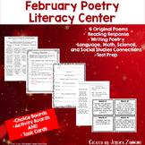 February Poetry Literacy Center