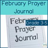 February Prayer Journal