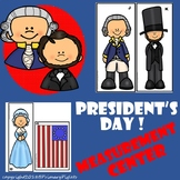 February President's Day Measurement Center