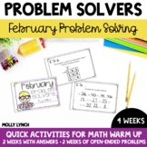 February Problem Solving