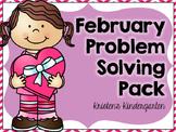 February Problem Solving Pack