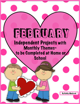 February Projects of the Month