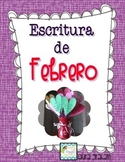 February Writing Prompts in Spanish