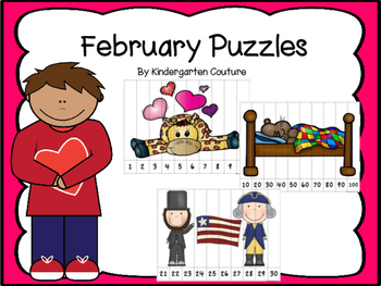 February Puzzles