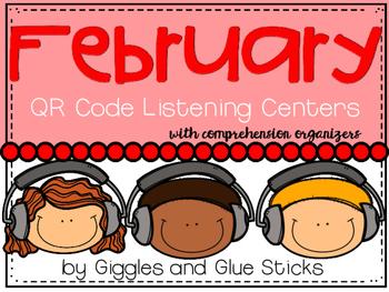 QR Code Listening Centers: February