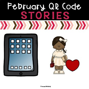 February QR Code Listening Station
