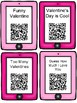 February QR Code Read Aloud Listening Centers