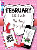 February QR Code Writing Prompts