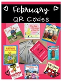 QR Codes February- Favorite Stories