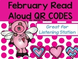February QR Codes for Read Alouds