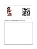 February QR codes for listening