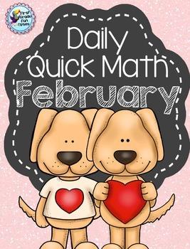 Quick Math - February
