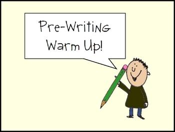February Quick Writes!