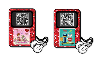 February Read Aloud QR Codes