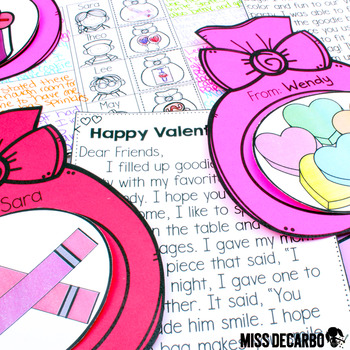 February Read and Infer: The Valentine's Day Mix Up