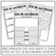 February Reading Comprehension | Dear Mr. Washington Book Companion