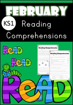 February Reading Comprehensions