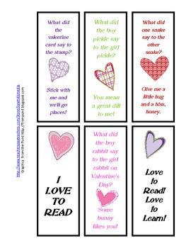 February Reading Encouragers - Reading Logs, Poster, and Bookmarks