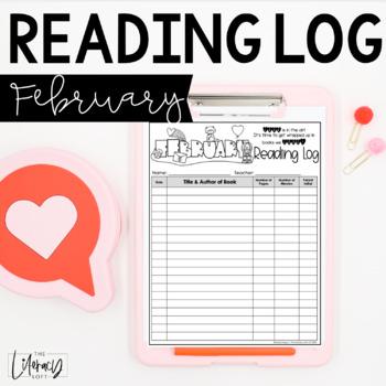 Reading Log {February}