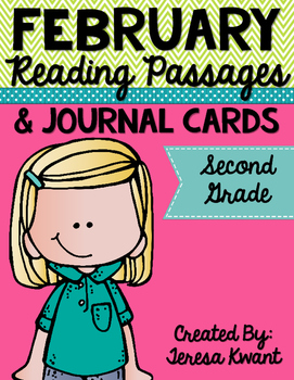 February Reading Passages 2nd Grade