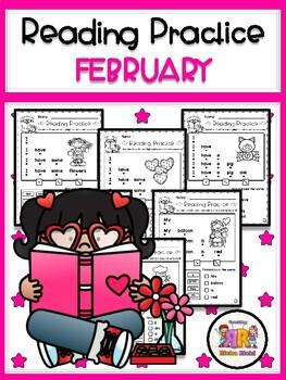 February Reading Practice