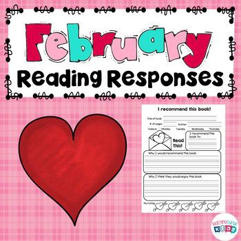 February Reading Response Sampler
