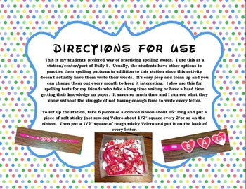 February Red Hot Hearts Spelling Word Build Alphabet - Uppercase Letters