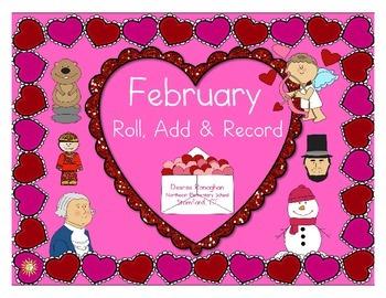 February: Roll, Add & Record