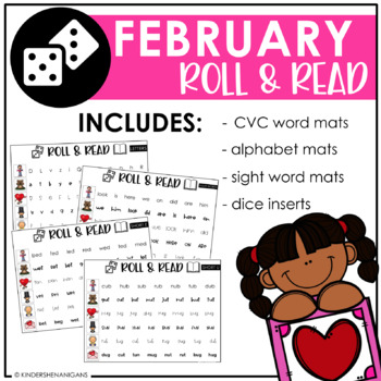 February Roll & Read
