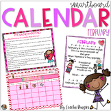 February SMARTBoard Calendar Morning Meeting